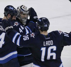Winnipeg Jets vs San Jose Sharks